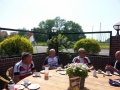 Maandrit juni: Gezellig op het terras van de Woeste Hoogte!